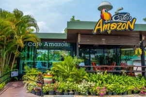 เมนู Café Amazon
